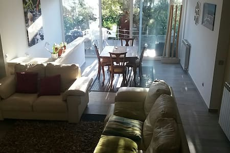 Semidetached house, close Madrid (10km), train. - Tres Cantos