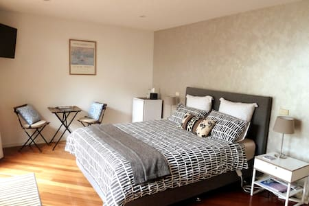 Spacious guest suite close to Canberra Hospital