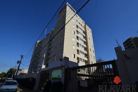 Quarto em Apartamento Ribeirão Preto - Ribeirão Preto - Appartement