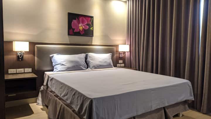 Studio at The Residences at BCC Tower