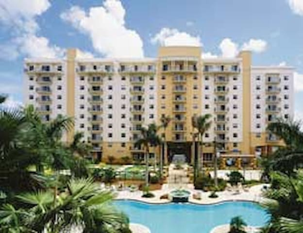 Worldmark/Wyndham Palm Aire- 2 bdrm ***