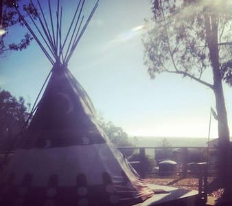 Tipi with Ocean & Dune View - Arroyo Grande - Tipi