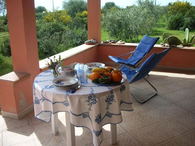 Lovely room in Orosei - Sardinia - Orosei - House