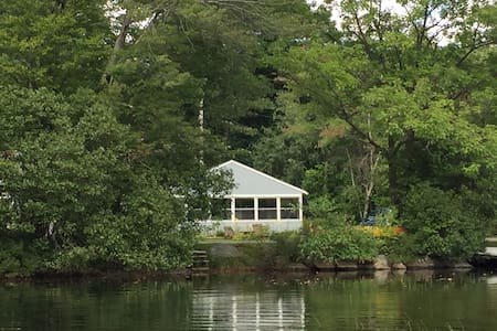 Camp -Granite Lake, Munsonville, NH - Munsonville - House