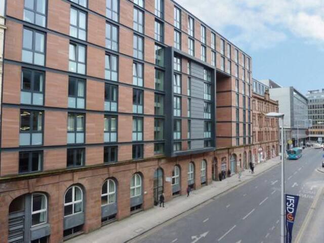 City centre apartment with en-suite