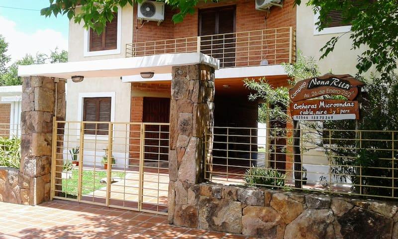 Departamentos Nona Rita - Villa Cura Brochero - Apartment