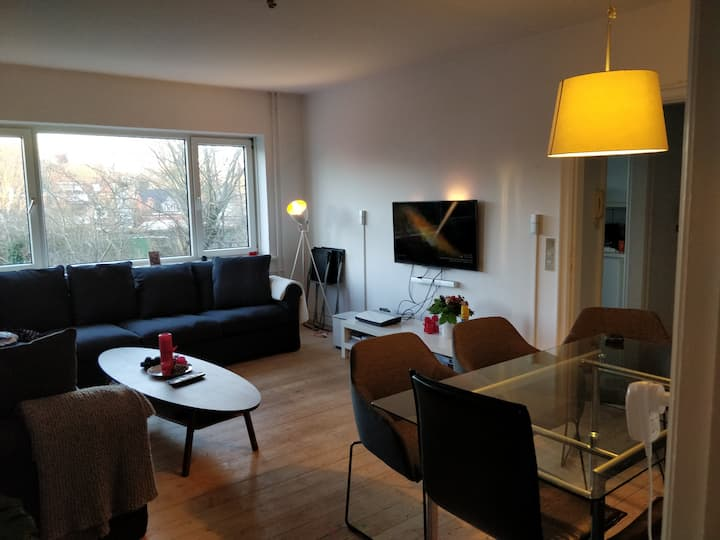 Large apartment in quiet neighborhood