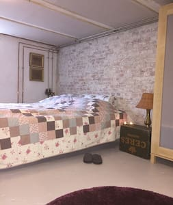 Spacious Room w. own Tea Kitchen & Bathroom/Toilet - Gentofte