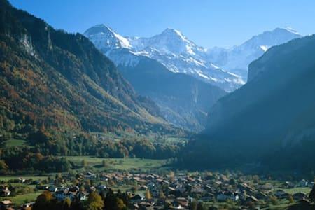 Studio im Herzen der Jungfrauregion - Wilderswil - Pis
