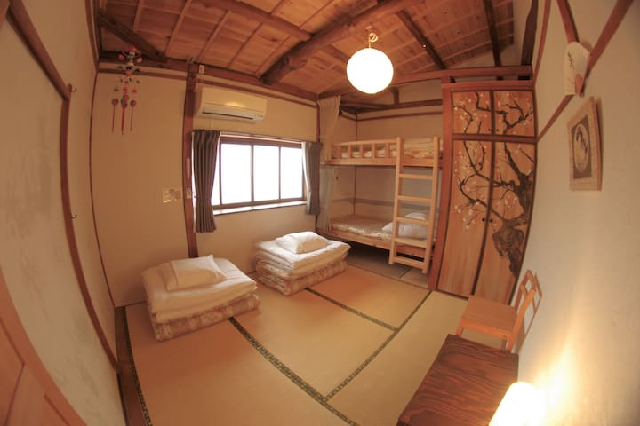 [Private/Family room]Harborside Guest House Minato