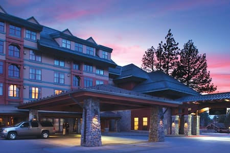 Ski! New Year's Marriott's Villas Lake Tahoe - サウス·レイク·タホ