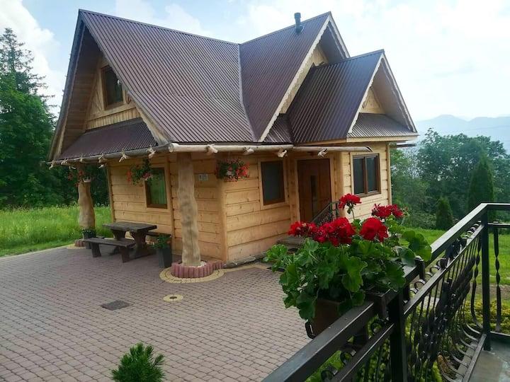 Chata Góralska - Villa Kierpcóweczka