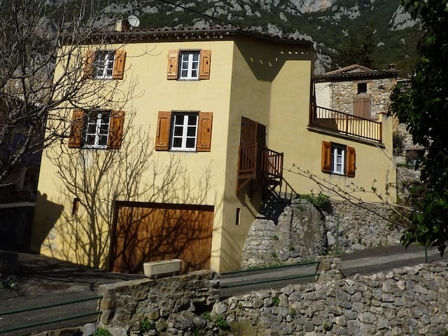 Village House in Cathar Country