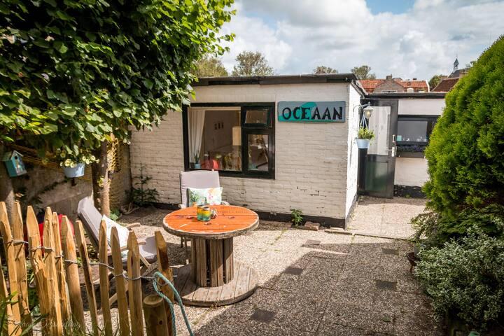 Oceaan - Gezellig huisje met alles dichtbij