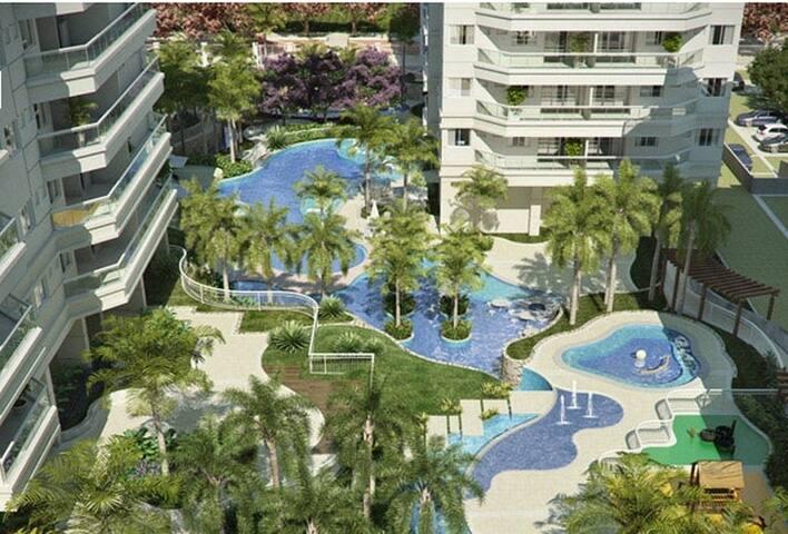 Wonderful Resort Apartment. Sun & Bech View.
