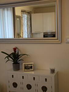 Luxury Bergamo apartament,