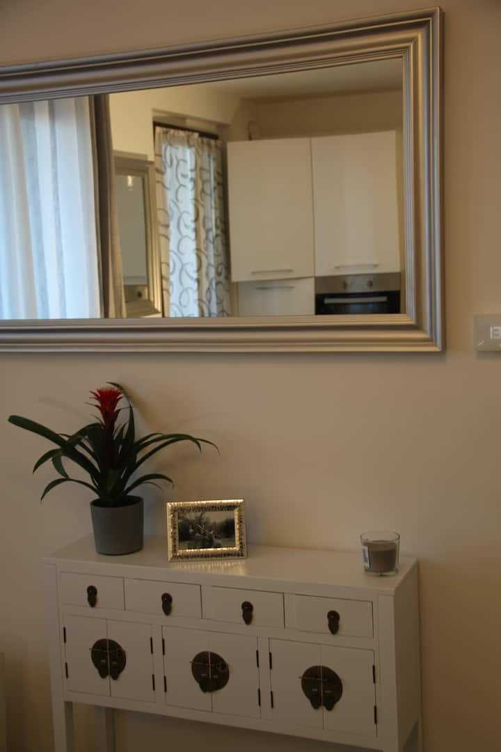 Luxury Bergamo apartament,