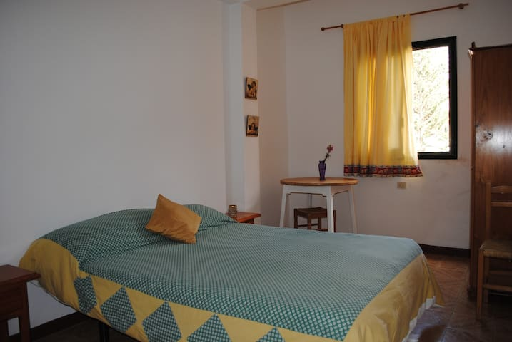 Room in Vallehermoso - Vallehermoso - Oda + Kahvaltı