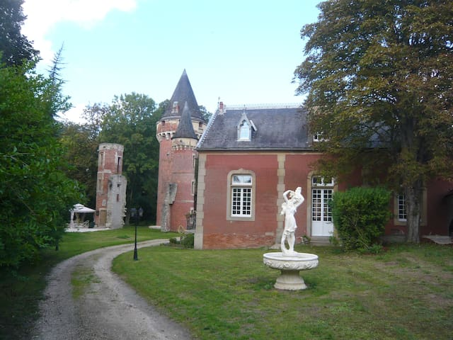 DEMEURE DE JUINE  TOUR - Morigny-Champigny - Lägenhet