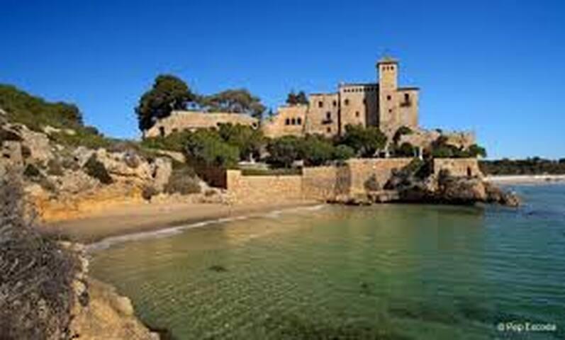 TARRAGONA CENTRO  ,CERCA SERVICIOS Y PLAYA 3 KM - Tarragona - Apartament