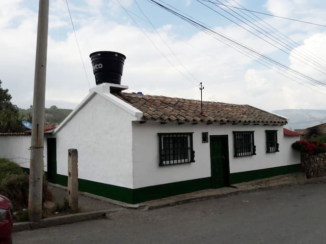 Hospedaje La Casita, alojamiento familiar.