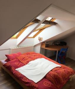 Schönes Zimmer mit Nähe zu Natur und Altstadt