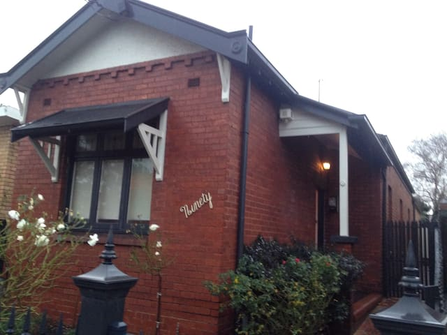 Renovated Edwardian in Ascot Vale - Ascot Vale - Dom