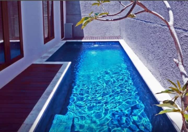 Nusa Dua Romantic Deluxe ANgels Private Pool  A