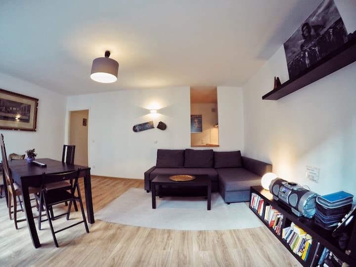 New renovated central appartment