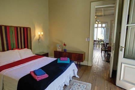 Quiet Bedroom in San Telmo South - Buenos Aires