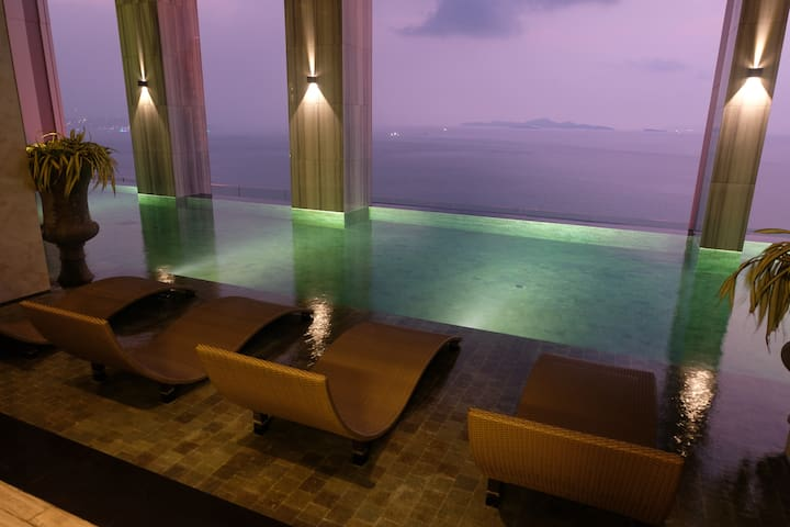 Brand New Riviera 1Bedroom with great View@Pattaya