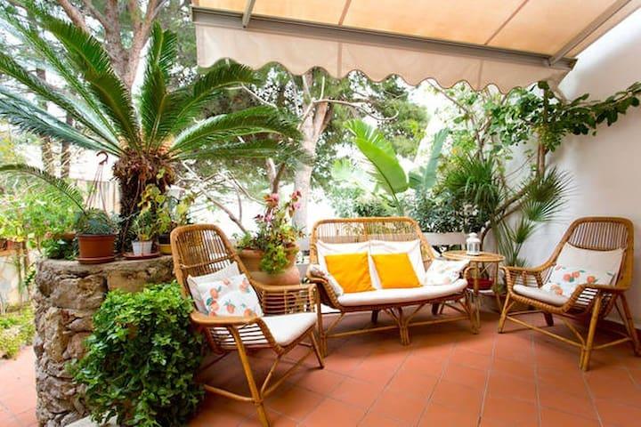 Casa Granata paradise sea view - Altavilla Milicia - Apartemen