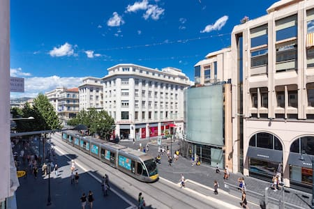 Really central, close to beach - Nizza - Wohnung
