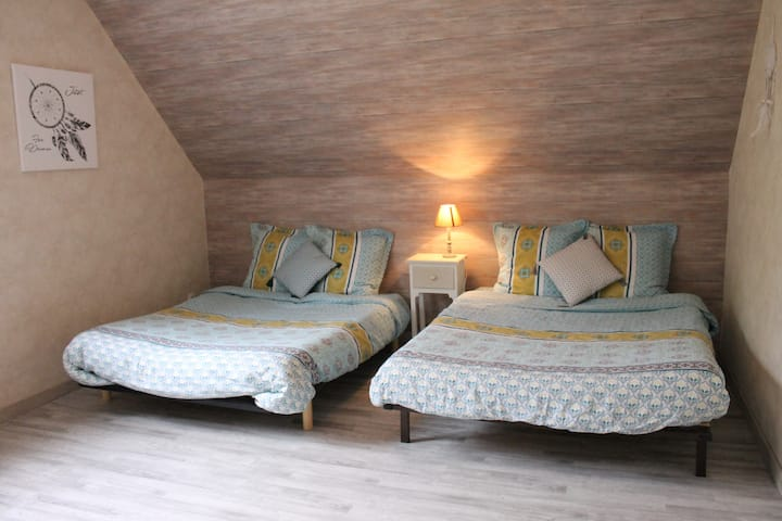 chambre : Just for dream