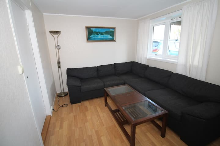 Fully-furnished apartment in Tromsø
