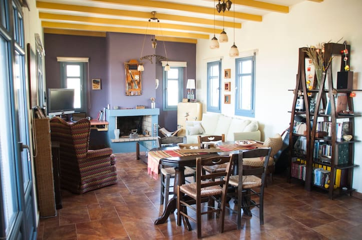 New listing! Dream country house in Lemnos - Agios Ioannis - Pis