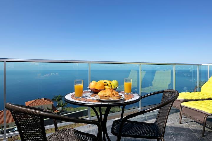 Martinho Apartment View