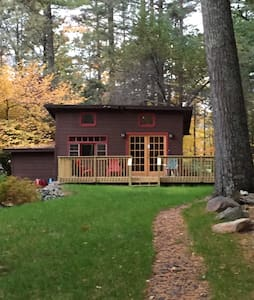 Woodstock cabin 3 miles from town