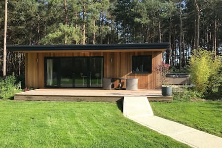 Panshill Accommodation Leisure Lodges with hot tub