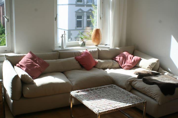 Sonne und Grün im Herzen Lüneburgs - Люнебург - Квартира