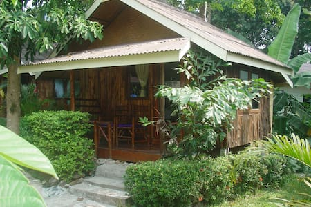 economy bungalow - Koh Chang Tai