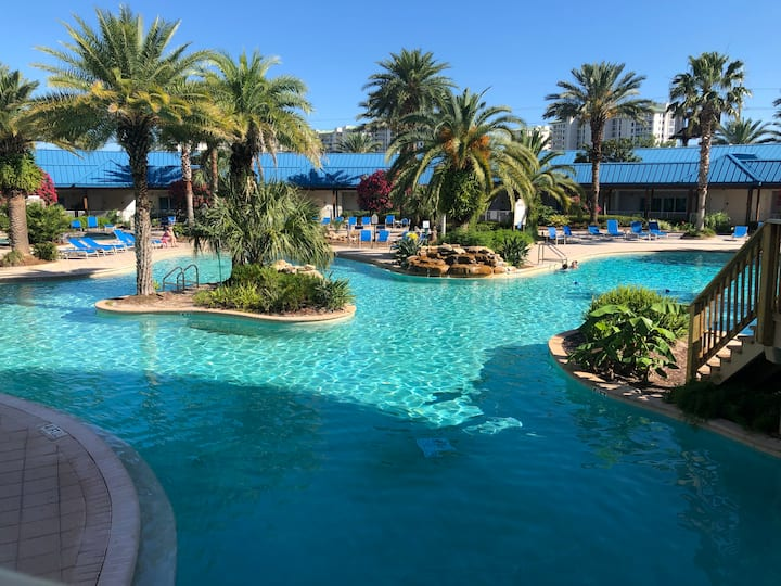 The Palms Of Destin #2404.    *NEWLY UPDATED*