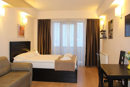 Edelweiss Apartment in New Gudauri 1