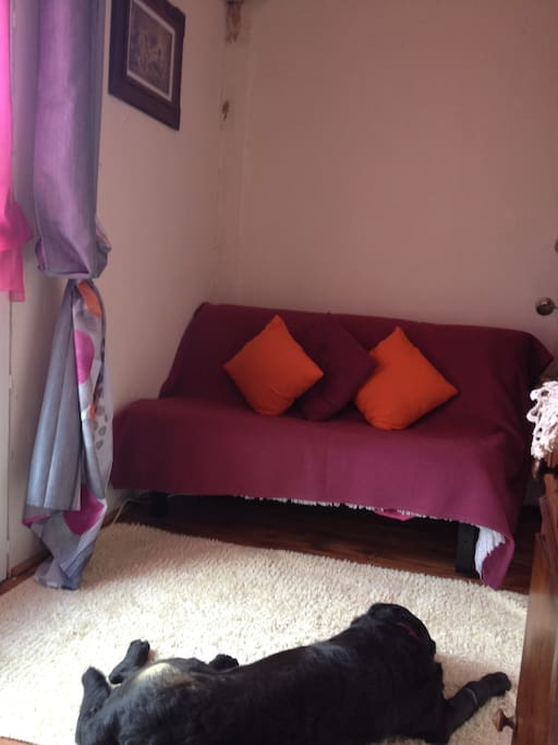 petite chambre pour 2