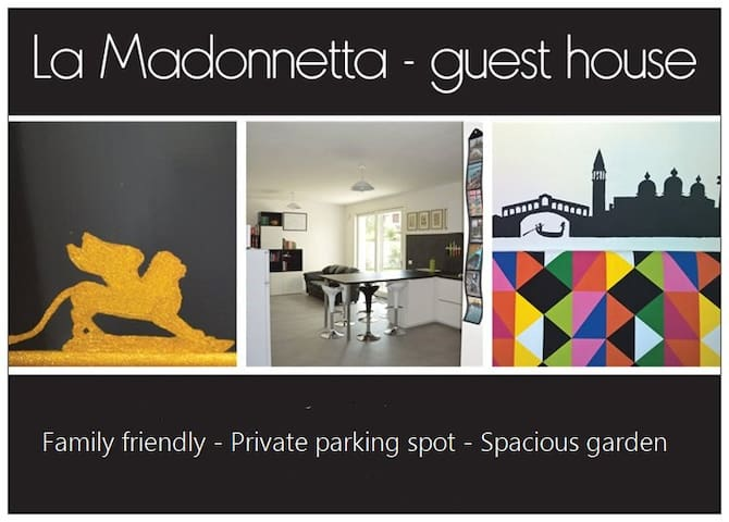 La Madonnetta - rental apartment in Venice
