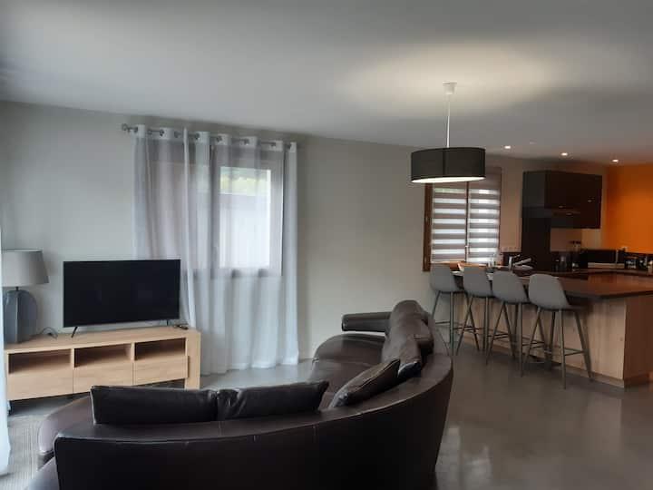 Fontanil-Cornillon : maison avec vue Vercors