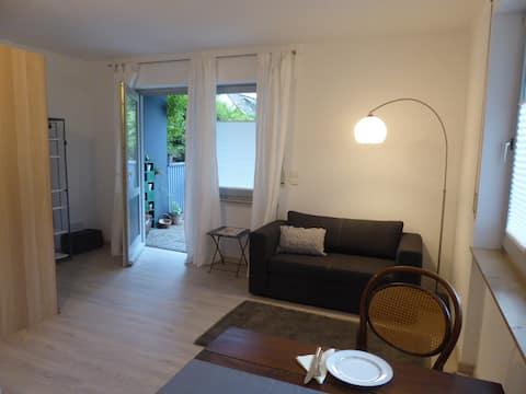 Apartmán pre 2 osoby v Kirchheim (Teck)