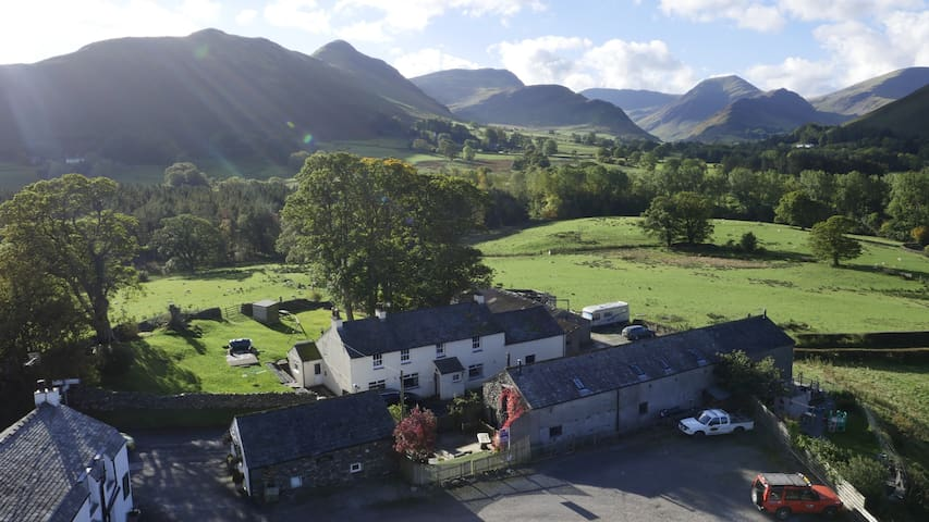 Swinside Farmhouse - Cumbria - Bed & Breakfast