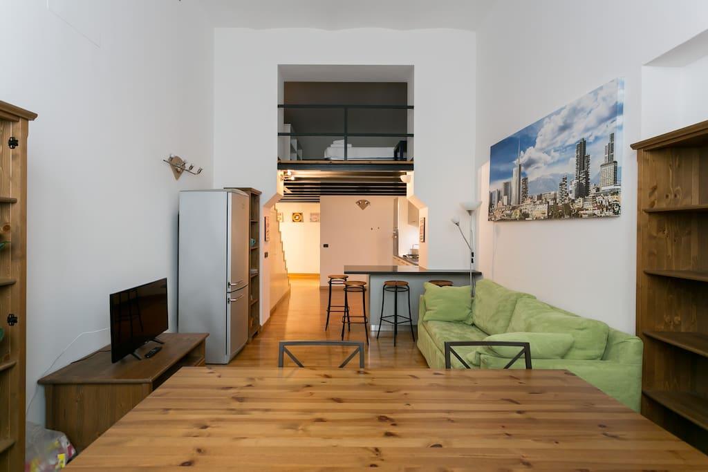 Isola brera corso como district appartamenti in for Brera appartamenti