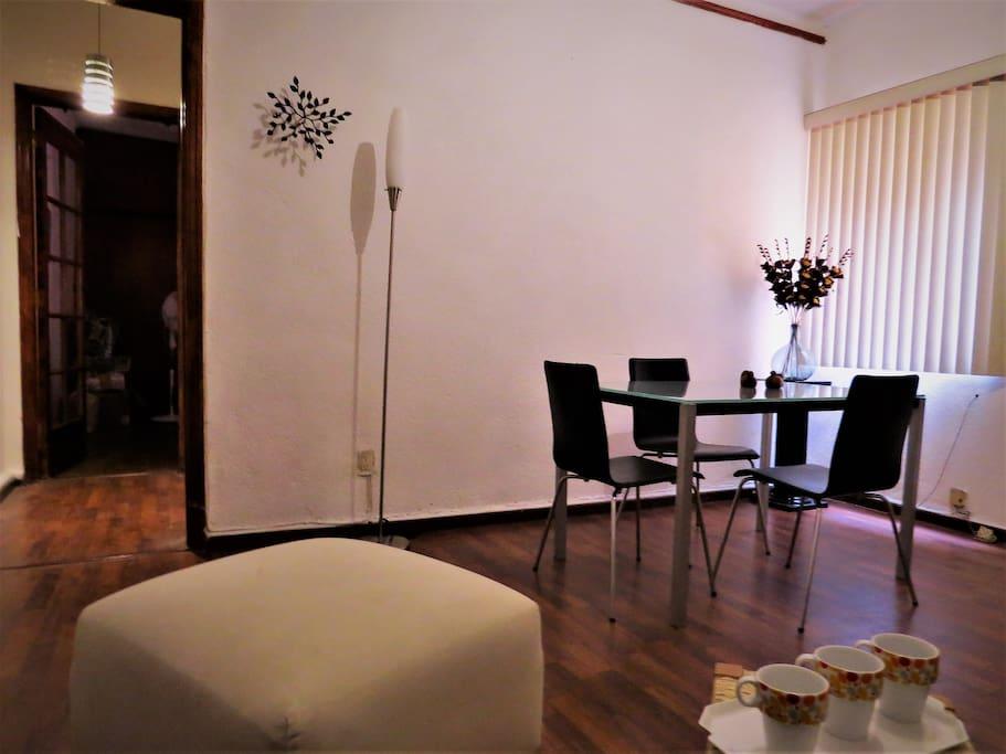Full and Cozy Apartment in Roma Sur ! - Wohnungen zur Miete in ...
